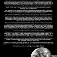 Ισπανία: RespetoParaLosAficionados απαιτούν περισσότερα από 300 ultra-groups